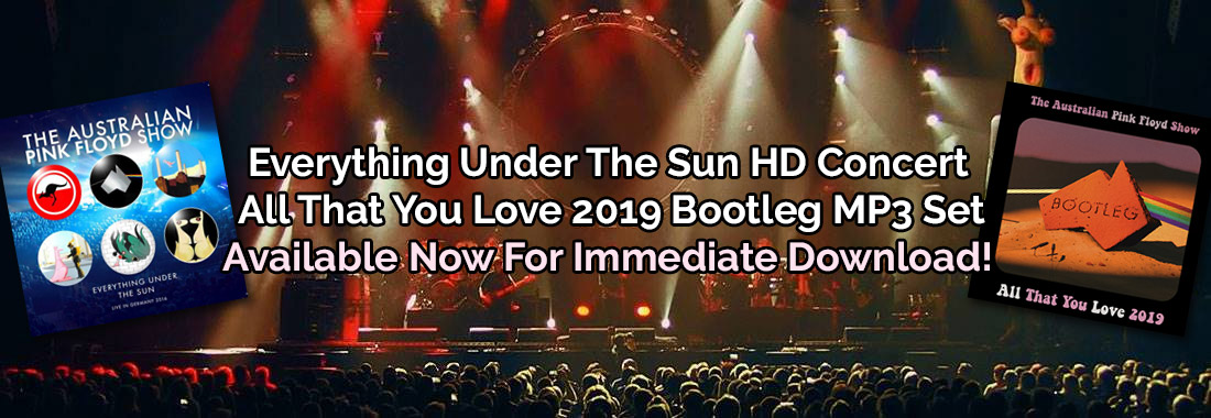 ff916674 Everything Under The Sun - HD Concert Download / MP3 Set
